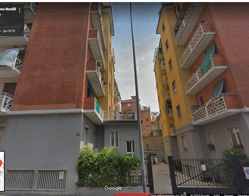 Appartamento vendita MILANO (MI) - 2 LOCALI - 59 MQ