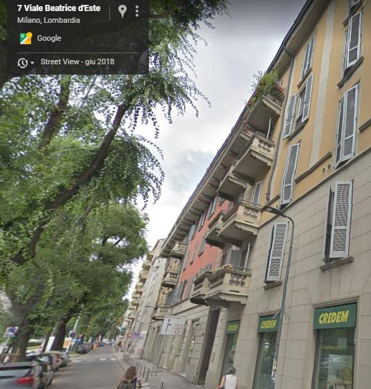 Appartamento vendita MILANO (MI) - 4 LOCALI - 180 MQ
