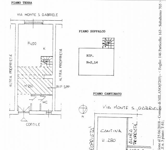 Appartamento vendita MILANO (MI) - 1 LOCALI - 66 MQ