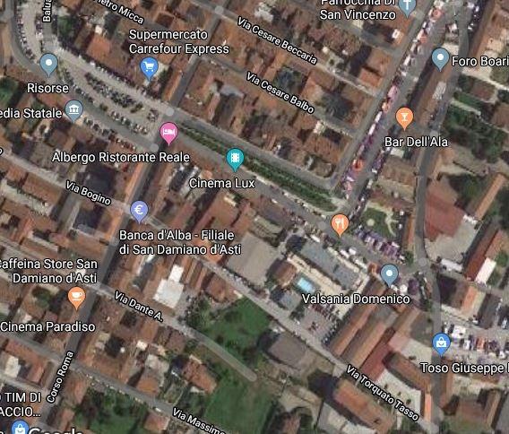 Capannone Industriale in Vendita San Damiano d'Asti