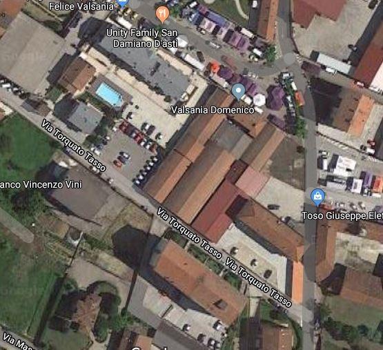 Vendita Capannone Industriale San Damiano d'Asti