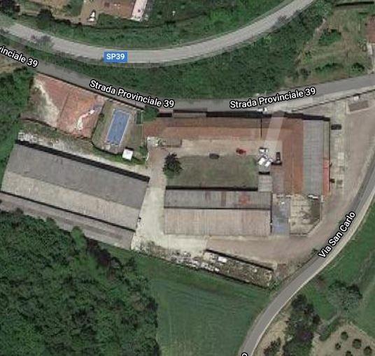 Capannone Industriale in Vendita Rocca d'Arazzo