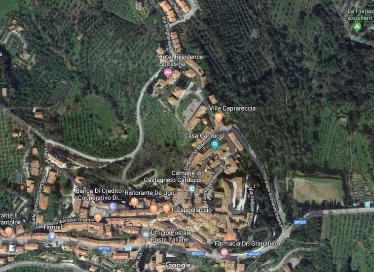Appartamento Castagneto Carducci LI1036548