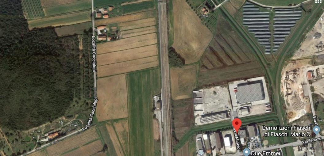 Terreno vendita PIOMBINO (LI) - 99 LOCALI - 11128 MQ
