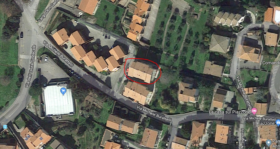 Appartamento in Vendita Campiglia Marittima