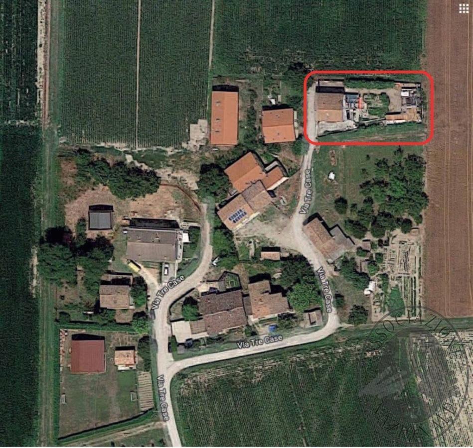 Casa Indipendente vendita CAMPOSANTO (MO) - 6 LOCALI - 200 MQ