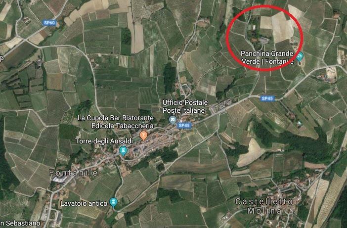 Stabile/Palazzo in Vendita Fontanile