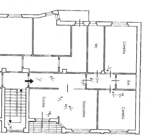 Appartamento vendita RESCALDINA (MI) - 3 LOCALI - 97 MQ