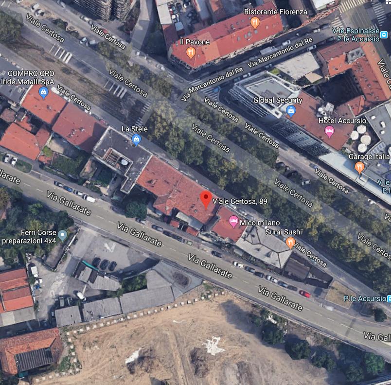 Appartamento vendita MILANO (MI) - 2 LOCALI - 45 MQ