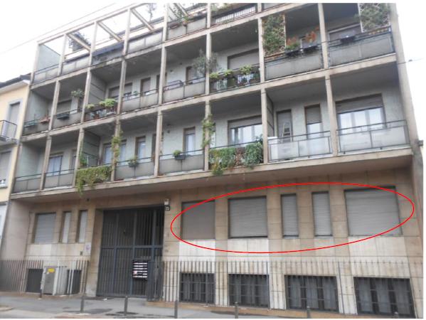 Appartamento vendita MILANO (MI) - 3 LOCALI - 112 MQ