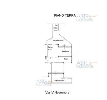 Appartamento Cecina LI1067398
