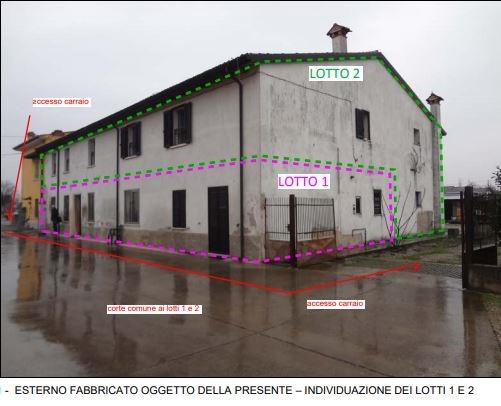 Appartamento vendita MOZZECANE (VR) - 6 LOCALI - 265 MQ