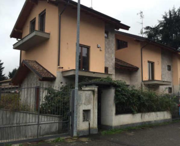 Villa vendita VITTUONE (MI) - 3 LOCALI - 172 MQ