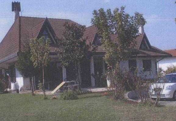 Casa Indipendente vendita ZIMELLA (VR) - 4 LOCALI - 530 MQ